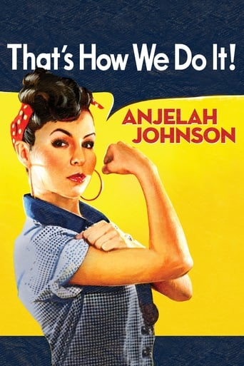 Poster of Anjelah Johnson: That's How We Do It