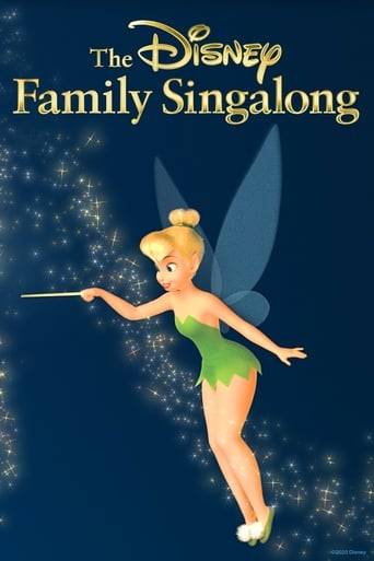 Poster of The Disney Family Singalong