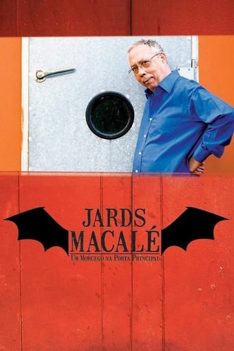 Poster of Jards Macalé - Um Morcego na Porta Principal