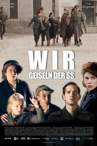 Poster of Wir Geiseln der SS