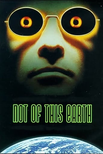 Poster of Not of This Earth