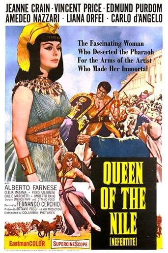 Poster of Nefertiti, regina del Nilo