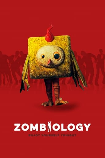 Poster of Zombiology: Enjoy Yourself Tonight