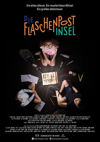 Poster of Die Flaschenpostinsel