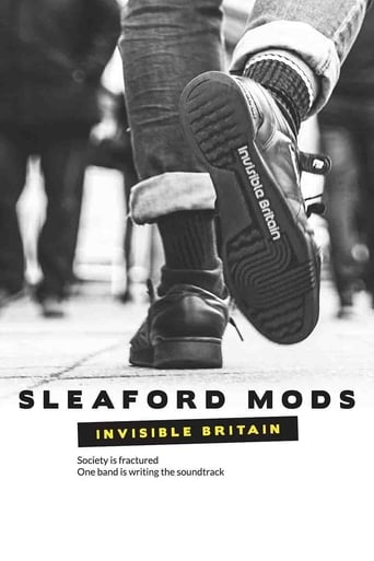 Poster of Sleaford Mods: Invisible Britain