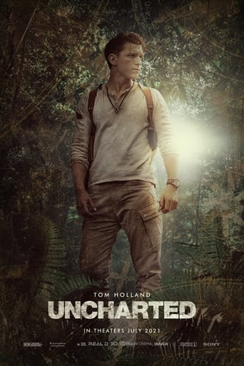 Poster of Uncharted