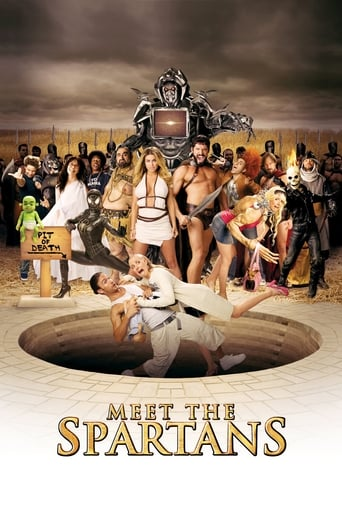 Poster of Meet the Spartans