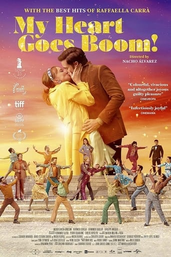 Poster of My Heart Goes Boom!