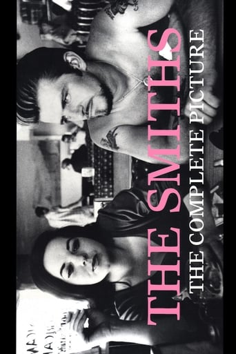 Poster of The Smiths: The Complete Picture