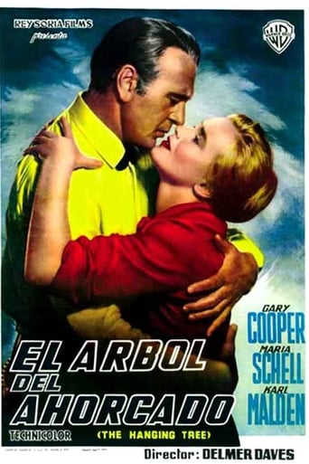 Poster of El árbol del ahorcado