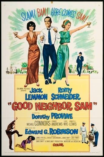Poster of Хороший сосед Сэм