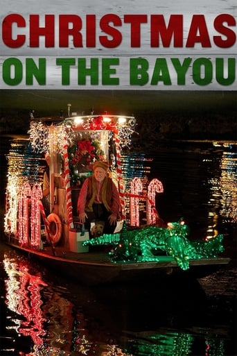Poster of Christmas on the Bayou