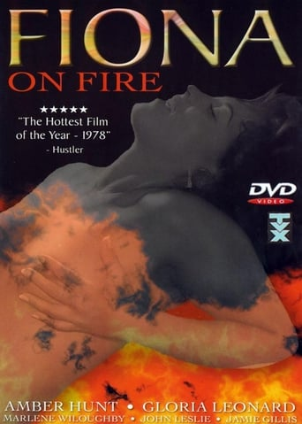 Poster of Fiona on Fire