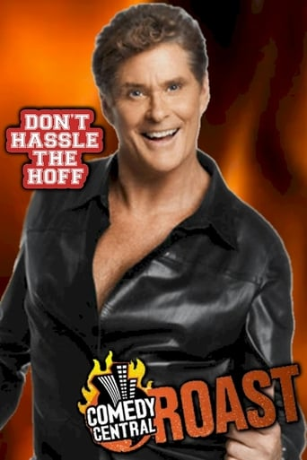 Poster of Comedy Central Roast of David Hasselhoff