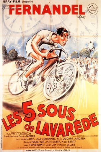 Poster of The Five Cents of Lavarede