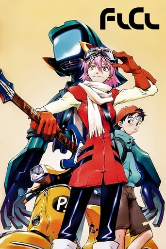 Poster of FLCL