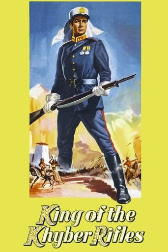 Poster of King of the Khyber Rifles