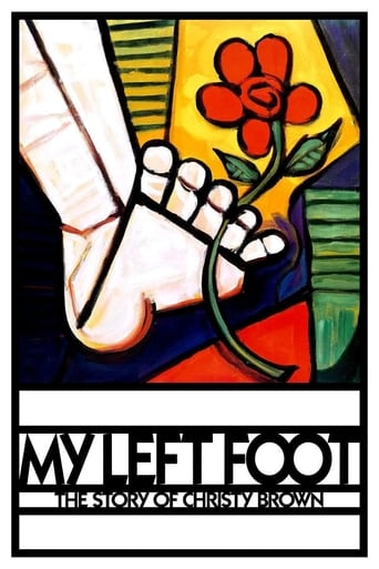 Poster of My Left Foot: The Story of Christy Brown