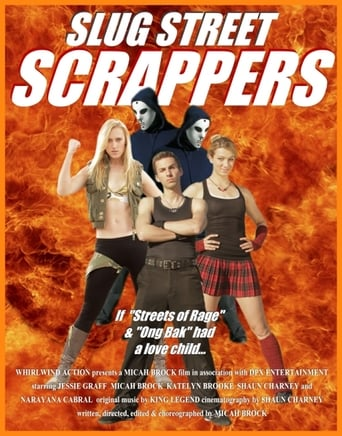 Poster of Slug Street Scrappers