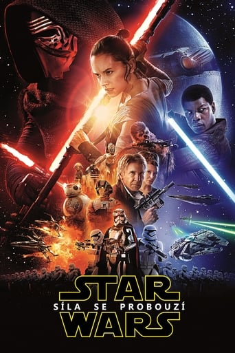 Poster of Star Wars: Síla se probouzí