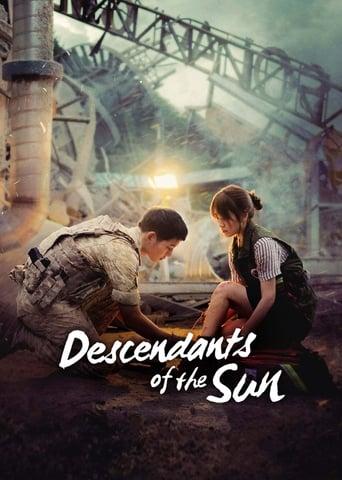 Poster of Descendants of the Sun