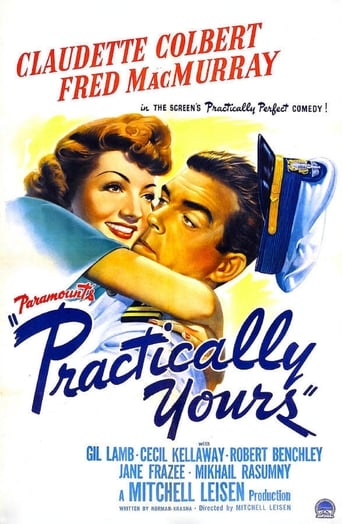 Poster of Practically Yours