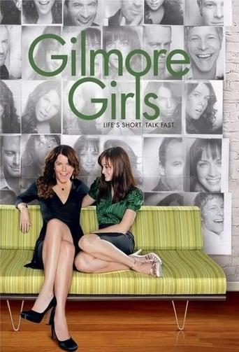 Poster of Gilmore Girls