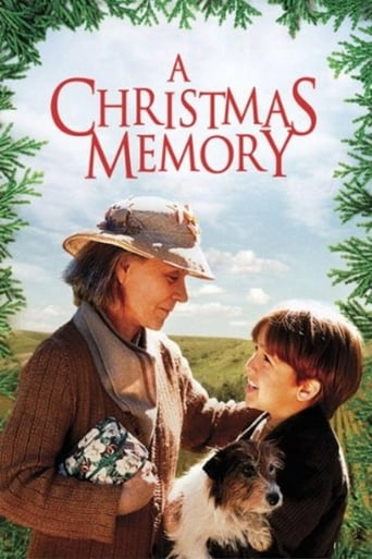Poster of A Christmas Memory