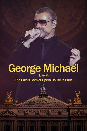 Poster of George Michael: Live at The Palais Garnier Opera House in Paris