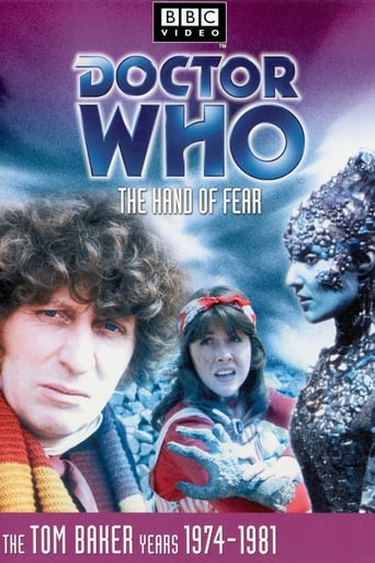 Poster of Doctor Who: The Hand of Fear
