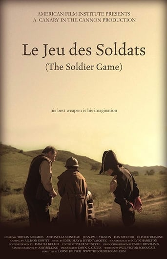 Poster of The Soldier Game