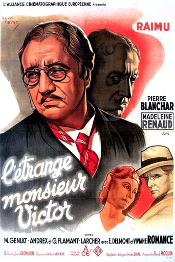 Poster of Strange M. Victor