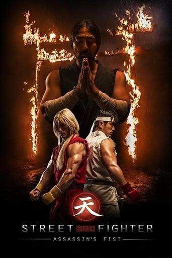 Poster of Street Fighter Assassin's Fist