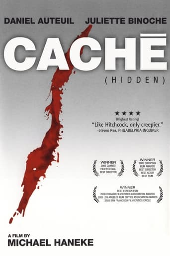 Poster of Caché