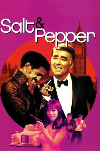 Poster of Salt & Pepper