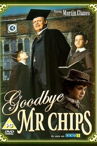 Poster of Goodbye Mr Chips