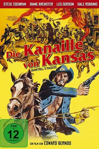 Poster of Quantrill's Raiders