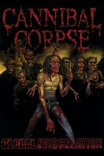 Poster of Cannibal Corpse: Global Evisceration