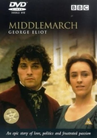 Poster of Middlemarch