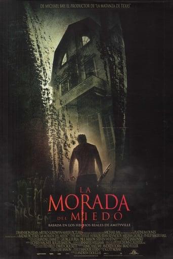 Poster of La morada del miedo