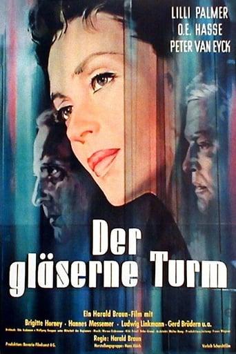 Poster of Der gläserne Turm
