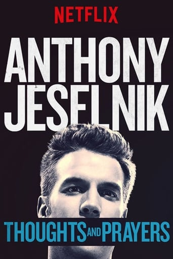 Poster of Anthony Jeselnik: Thoughts and Prayers