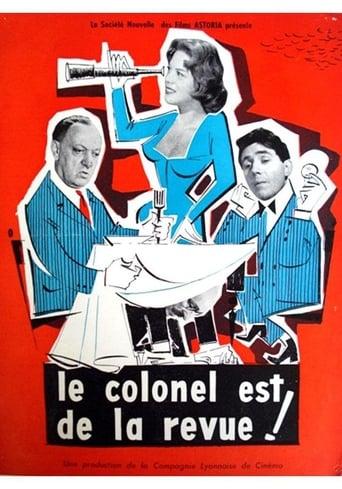 Poster of Le colonel est de la revue