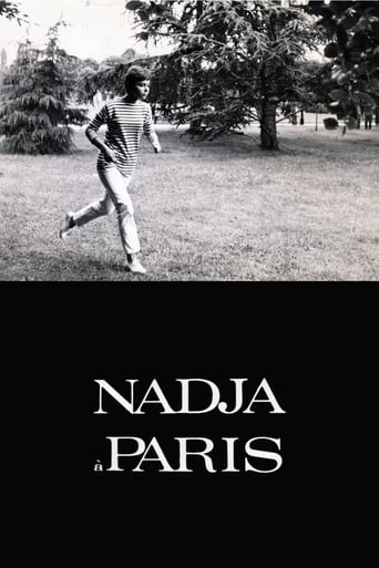Poster of Nadja in Paris