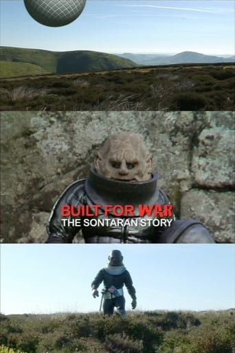 Poster of Built for War: The Sontaran Story