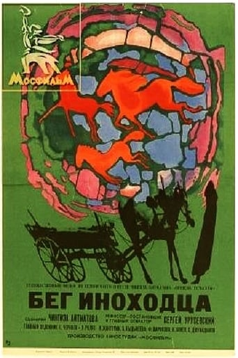 Poster of Goodbye, Gyulsary!