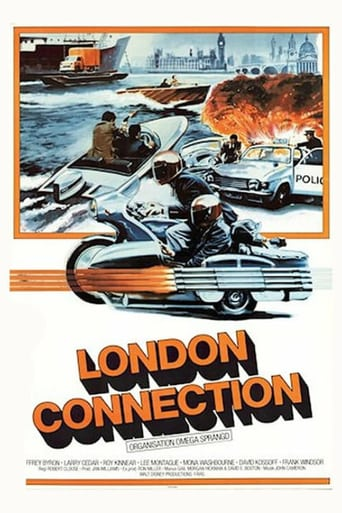 Poster of The London Connection