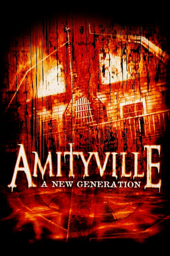 Amityville: A New Generation poster