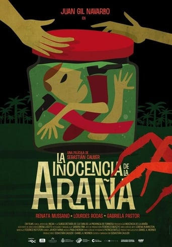 Poster of La inocencia de la araña