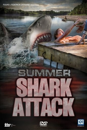 Poster of Summer Shark Attack